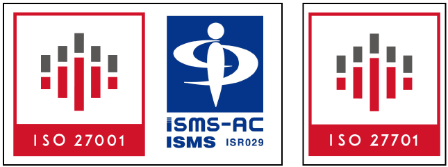 ISMS ISR018, ISO27001BUREAU VARITAS Certification