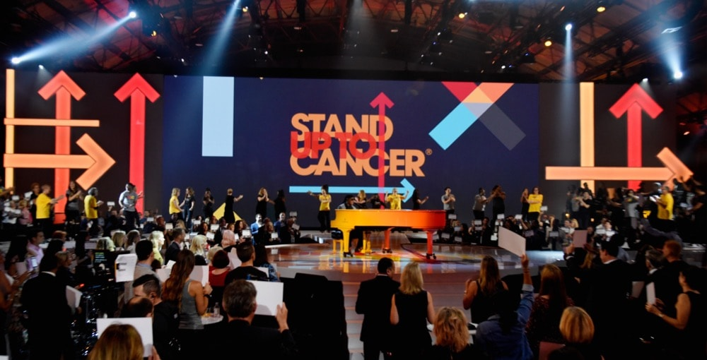 Stand Up to Cancer、1時間の放映で1億2400万ドルを資金調達